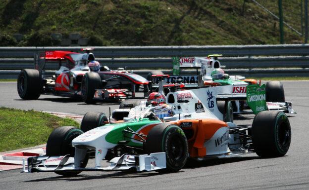 Results 2010 Formula 1 Grand Prix of Hungary