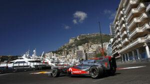 Results 2010 Formula 1 Grand Prix of Monaco