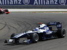 Rubens Barrichello, Williams FW32, 2010 Turkisch F1 GP