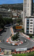 Grand Hotel hairpin Monaco