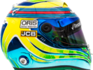 Felipe Massa helmet 2017