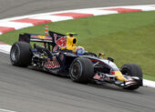 David Coulthard, Red Bull RB4, 2008 Turkish GP