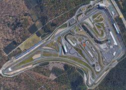 German F1 GP circuit