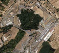 Hungarian Grand Prix circuit