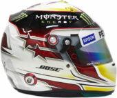 Lewis Hamilton helmet 2015
