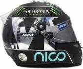Nico Rosberg helmet 2015