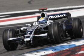 Results 2008 Formula 1 Grand Prix of Germany