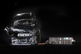 Power Unit Mercedes-Benz PU106B Hybrid