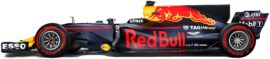Red Bull RB13 profile
