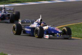 Jacques Villeneuve, Williams FW19 (1997)