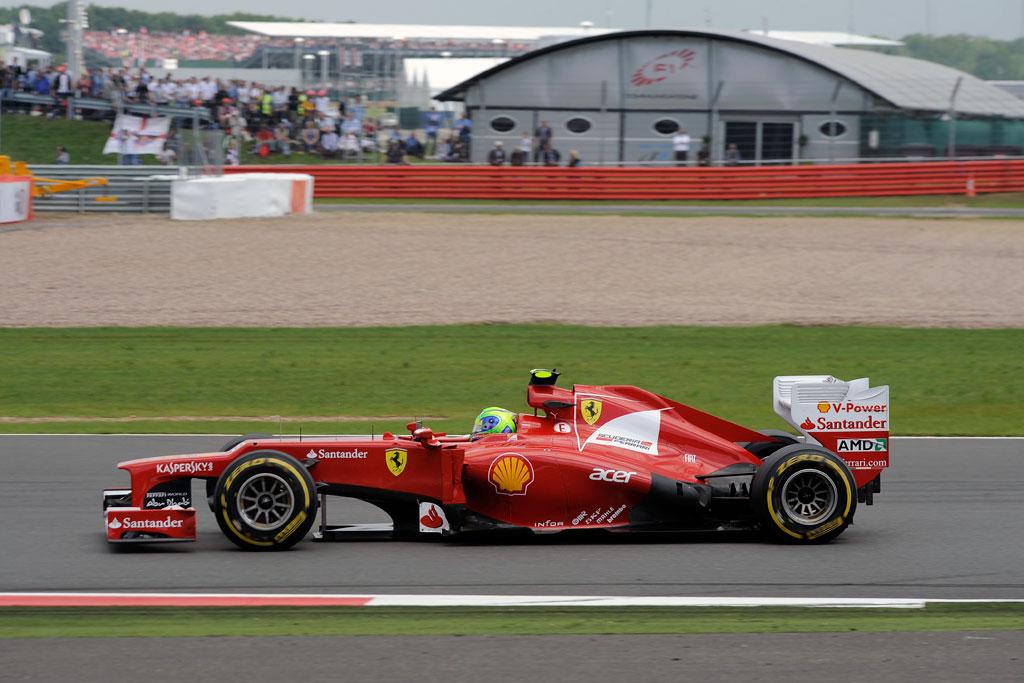 Felipe Massa F2012