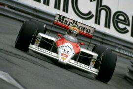Ayrton Senna's 1988 Monaco GP Crash theory