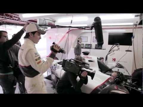"""Sauber F1 Team - Sergio """"Checo"""