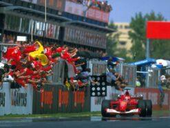 Schumacher-F2001-Australia