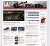 F1 advertising on F1-Fansite.com