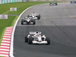 J. Villeneuve BAR - Honda 2001
