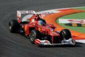 Fernando Alonso F2012 Monza