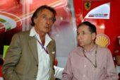 Luca di Montezemolo & Jean Todt