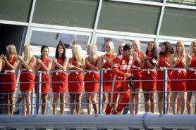 Fernando Alonso Pitgirls