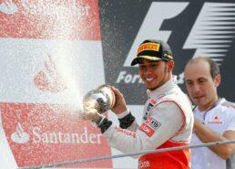 Result 2012 Formula 1 Grand Prix of Italy