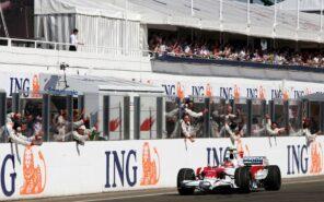 Results 2008 Formula 1 Grand Prix of Hungary