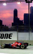 2008 HD wallpaper F1 GP Singapore