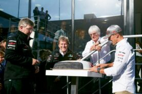Brawn: Hamilton deserves Schumacher record