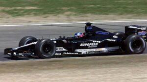 Minardi 2001 Nurburgring
