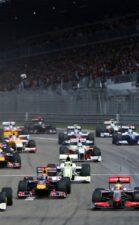 Results 2009 Formula 1 Grand Prix of Germany