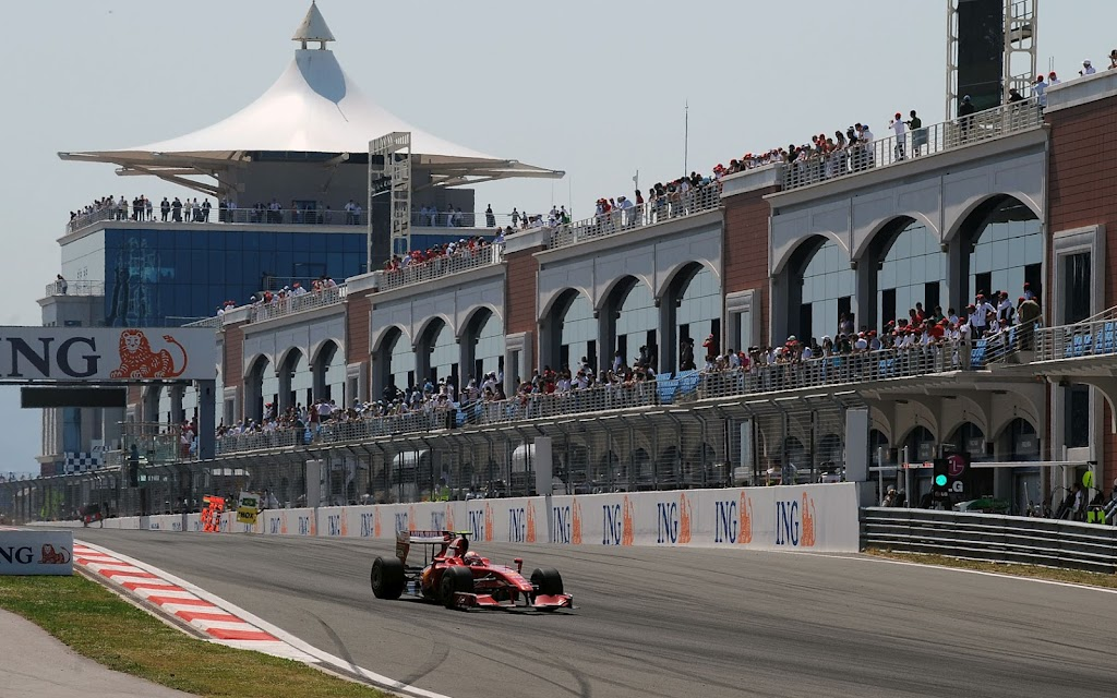 Results 2009 Formula 1 Grand Prix of Turkey