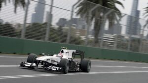 Results 2010 Formula 1 Grand Prix of Australia
