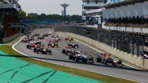 Results 2010 Formula 1 Grand Prix of Brazil
