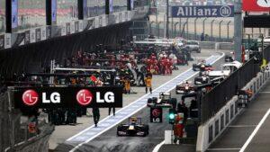Results 2010 Formula 1 Grand Prix of China