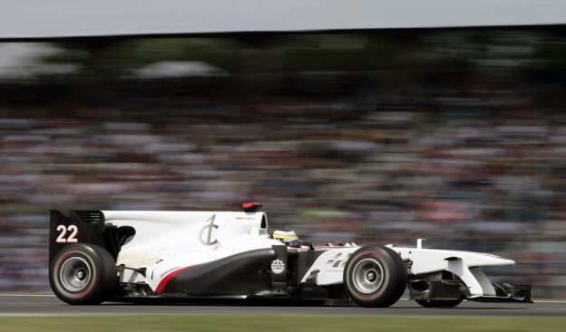 Results 2010 Formula 1 Grand Prix of Germany