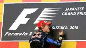 Results 2010 Formula 1 Grand Prix of Japan