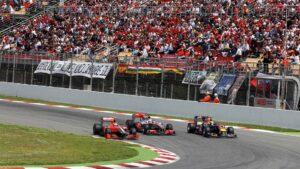 Results 2010 Formula 1 Grand Prix of Spain