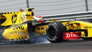 Results 2010 Formula 1 Grand Prix of Turkey