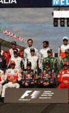 2011 F1 Drivers