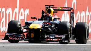 Red Bull RB7 Italy Victory