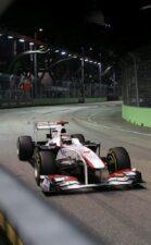 Results 2011 Formula 1 Grand Prix of Singapore