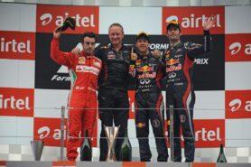 Race Results 2012 Formula 1 Grand Prix of India