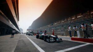 Results 2011 Formula 1 Grand Prix of India