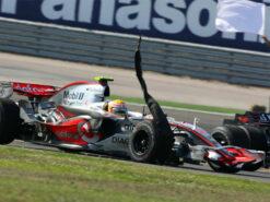 Results 2007 Formula 1 Grand Prix of Turkey
