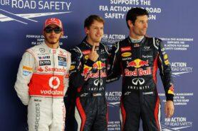 Qualifying results 2012 Formula 1 Grand Prix of India