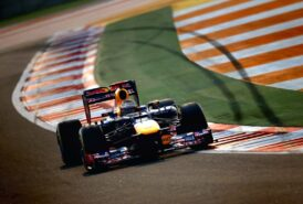 Results 3rd Practice 2012 Formula 1 Grand Prix of India