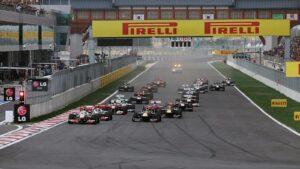 Results 2011 Formula 1 Grand Prix of Korea