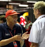 Brother: Recovering Lauda 'a lot better' now