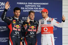 Results Qualifying 2012 Formula 1 Grand Prix of Japan