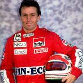 Andrea de Cesaris: Age, Wiki info, F1 Career Stats & Facts Profile