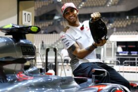 Lap times 1st practice 2012 Formula 1 Grand Prix of Abu Dhabi